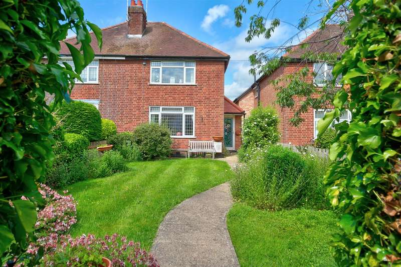2 Bedrooms Cottage House for sale in Church Walk, Little Bowden