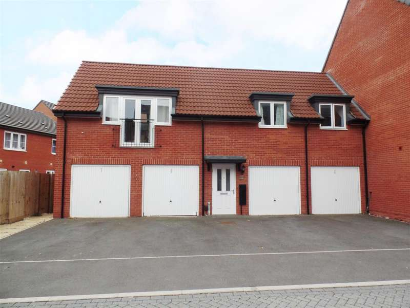 2 Bedrooms Semi Detached House for sale in Angelica Road, Lincoln