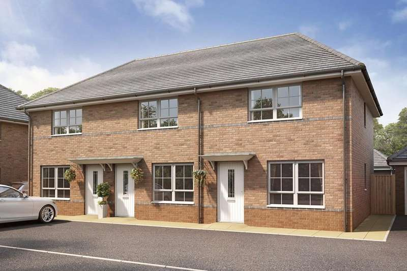 2 Bedrooms House for sale in Brookvale, The Brooks, Barrow, Whalley Road, Barrow, CLITHEROE, BB7 9BN