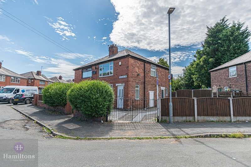 3 Bedrooms Semi Detached House for sale in Douglas Road, Leigh, Greater Manchester. WN7 5HG