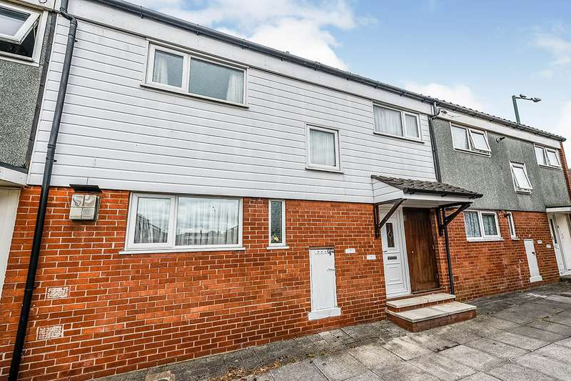 3 Bedrooms Terraced House for sale in Whitestocks, Skelmersdale, WN8
