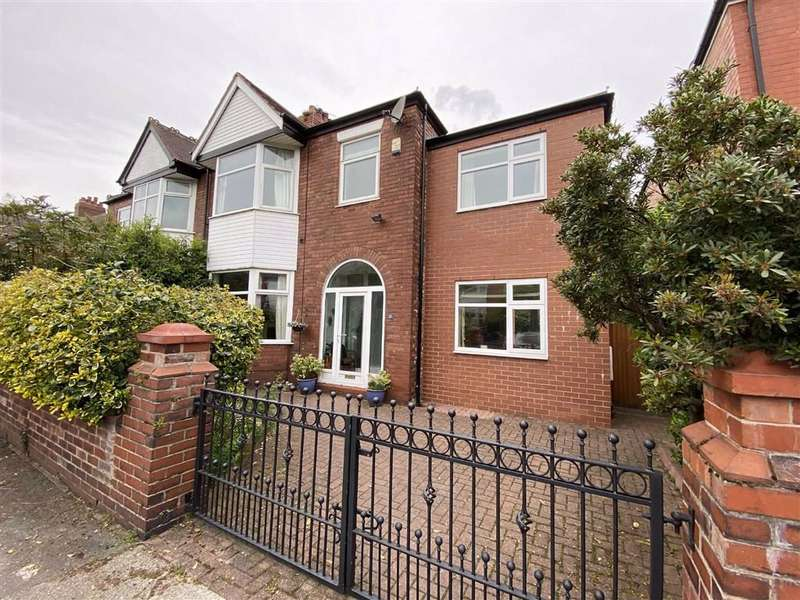 4 Bedrooms Semi Detached House for sale in Reeves Road, Chorlton