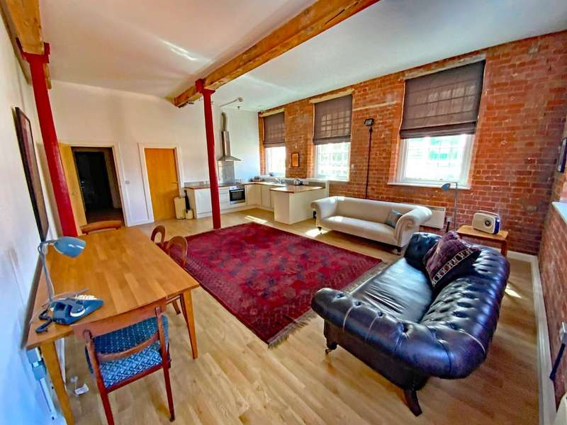 2 Bedrooms Apartment Flat for sale in King Street, Leicester
