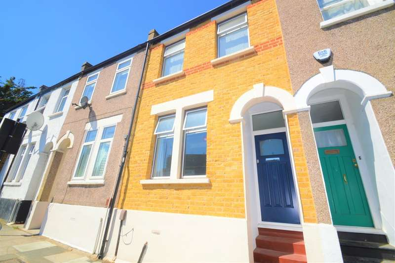 3 Bedrooms Terraced House for sale in Blendon Terrace, London, SE18 7RS