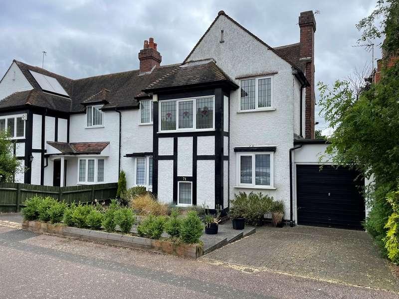 3 Bedrooms Semi Detached House for sale in Selwyn Road, Edgbaston