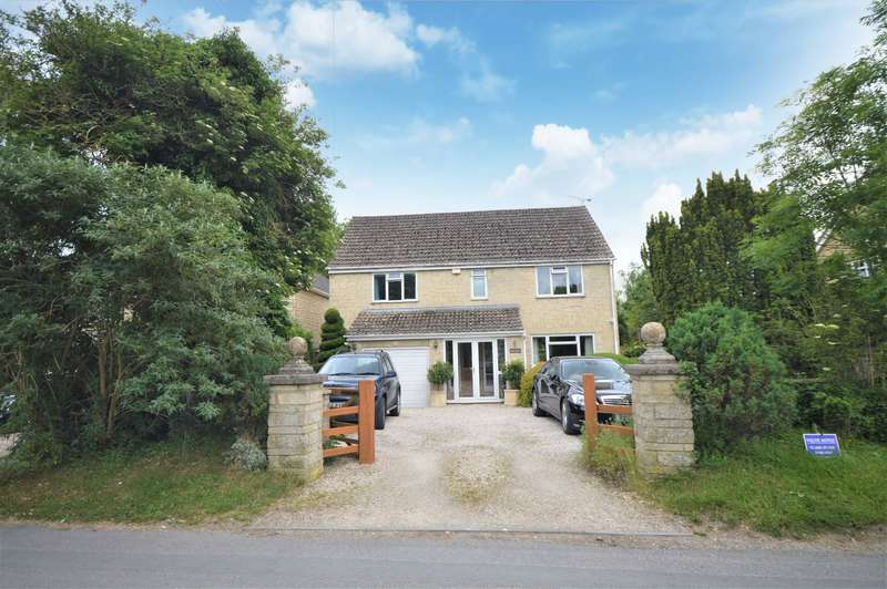 4 Bedrooms Detached House for sale in Willowdown, Downington, Lechlade