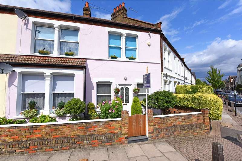 2 Bedrooms Terraced House for sale in Standen Road, London, SW18