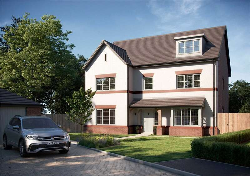 5 Bedrooms Detached House for sale in The Windsor ( Plot 6 ), Pinfold Place, Great Eccleston