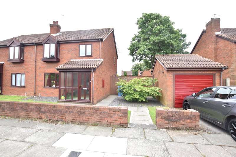 3 Bedrooms Semi Detached House for sale in Appletree Close, Allerton, Liverpool, L18