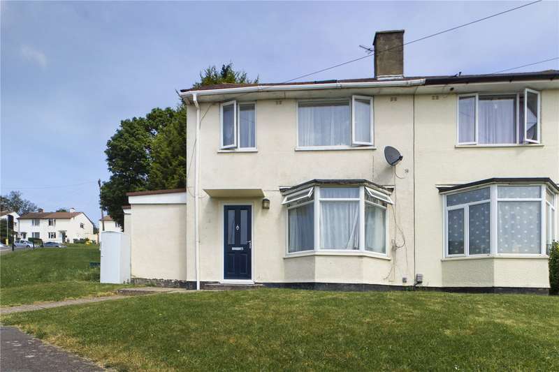 3 Bedrooms Semi Detached House for sale in Curtis Road, Calcot, Reading, RG31