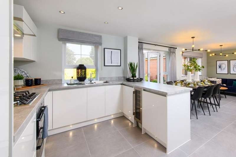 4 Bedrooms House for sale in Radleigh, Romans' Quarter, Dunsmore Avenue, Bingham, NG13 7AB