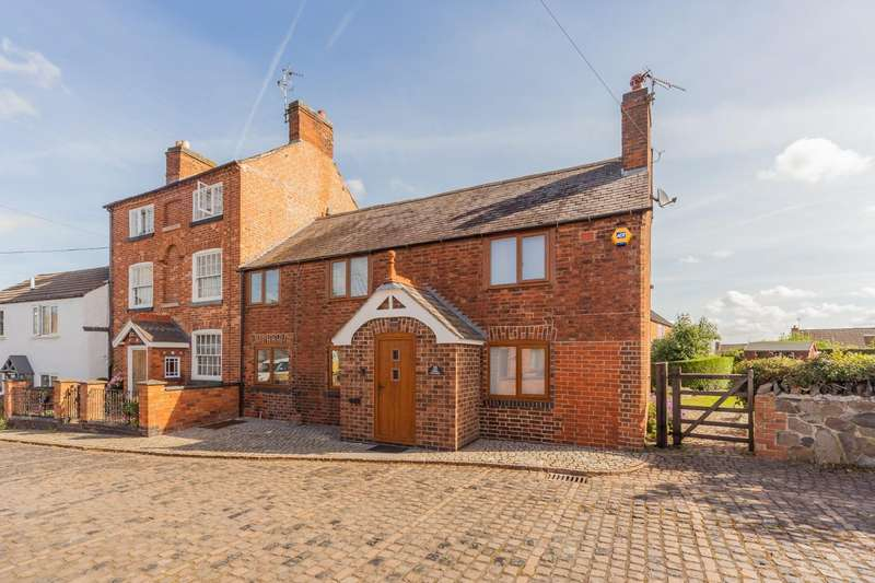 3 Bedrooms End Of Terrace House for sale in Chapel Hill, Groby, Leicester