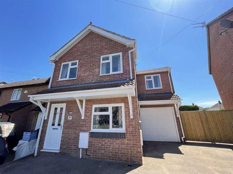 4 Bedrooms Semi Detached House for sale in Glebe Close, Mountsorrel, LE12 7JZ
