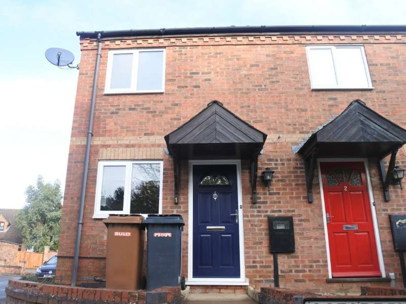 2 Bedrooms Property for rent in Asfordby Place Asfordby, Melton Mowbray, LE14