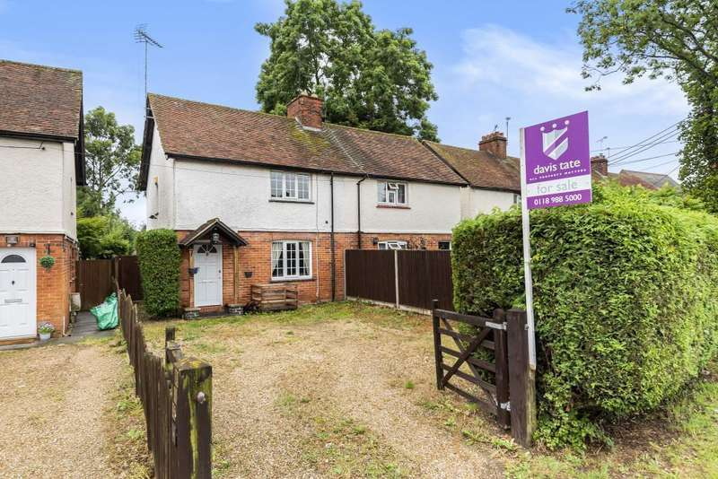 3 Bedrooms Semi Detached House for sale in Hyde End Road, Spencers Wood, Reading, RG7