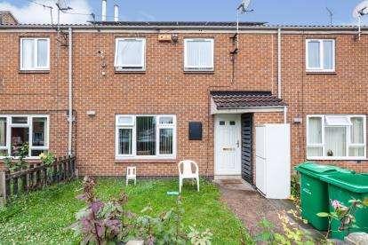 3 Bedrooms Terraced House for sale in Craven Road, Nottingham, Nottinghamshire
