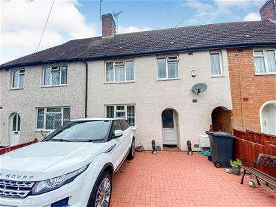 4 Bedrooms Town House for sale in Gooding Close, Leicester