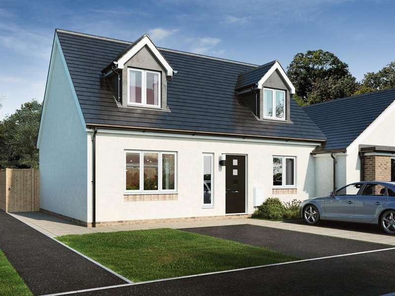 3 Bedrooms House for sale in The Clyde, Naughton Meadows, Naughton Road, Wormit, DD6 8NG