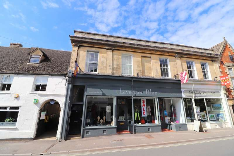 1 Bedroom Flat for sale in High Street, Winchcombe