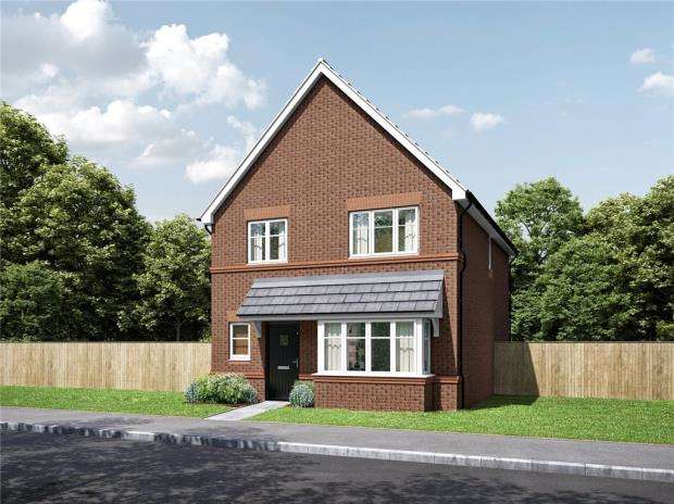 4 Bedrooms Detached House for sale in Whalleys Road, Skelmersdale, Lancashire