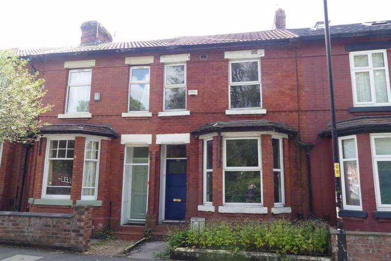 5 Bedrooms Terraced House for sale in Mabfield Road, Fallowfield, Manchester, M14