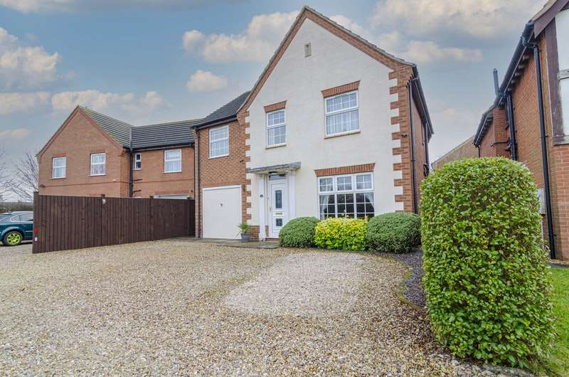 5 Bedrooms Detached House for sale in Saddlers Way, Boston, Lincolnshire, PE21