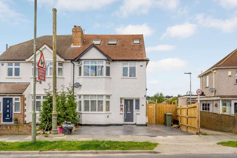 4 Bedrooms Semi Detached House for sale in Kynaston Road, Orpington, BR5