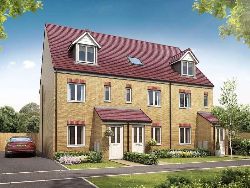 3 Bedrooms House for sale in The Carleton, Bishops Mead, Par Four Lane, Lydney, GL15 5GB