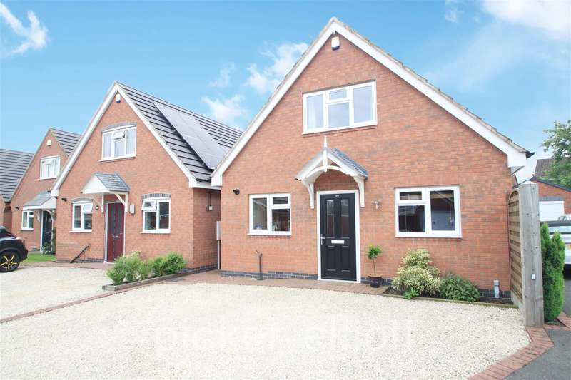 3 Bedrooms Detached House for sale in Kingsfield Road, Barwell
