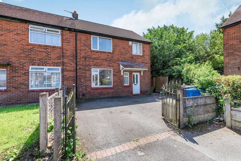 3 Bedrooms Semi Detached House for sale in Ruskin Avenue, Wigan, WN3