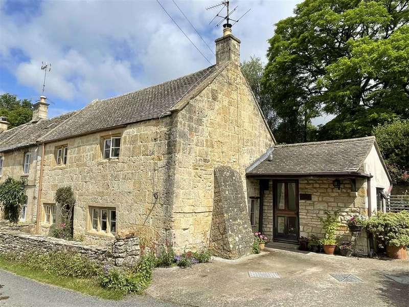 2 Bedrooms Semi Detached House for sale in Brockhampton, Cheltenham, Gloucestershire