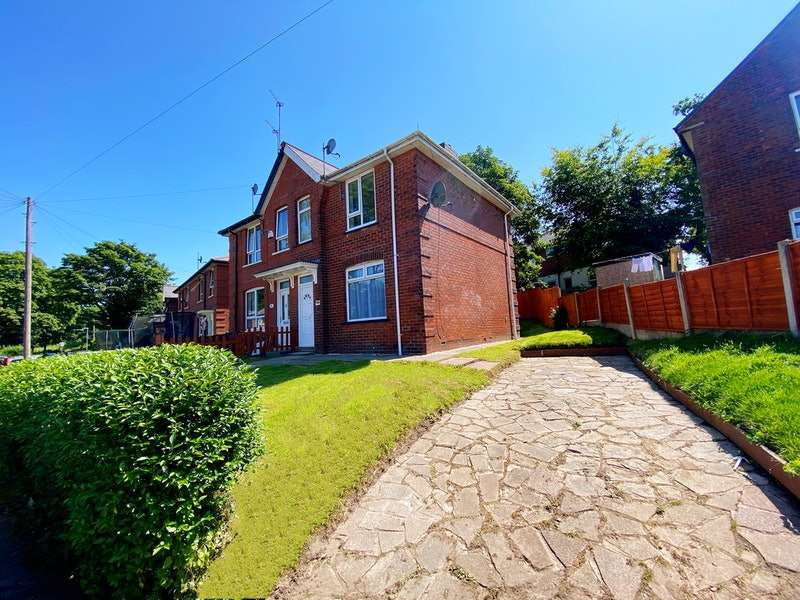 3 Bedrooms Semi Detached House for sale in Roch Mills Crescent, Rochdale, Greater Manchester, OL11