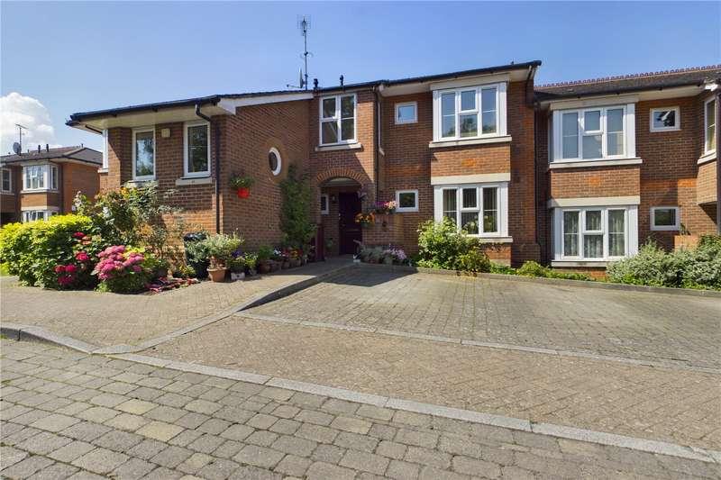 2 Bedrooms Apartment Flat for sale in Shilling Close, Tilehurst, Reading, Berkshire, RG30