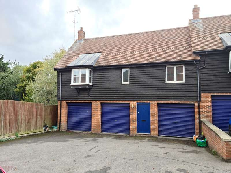 2 Bedrooms Apartment Flat for sale in Folders Gate, Ampthill, Bedfordshire, MK45