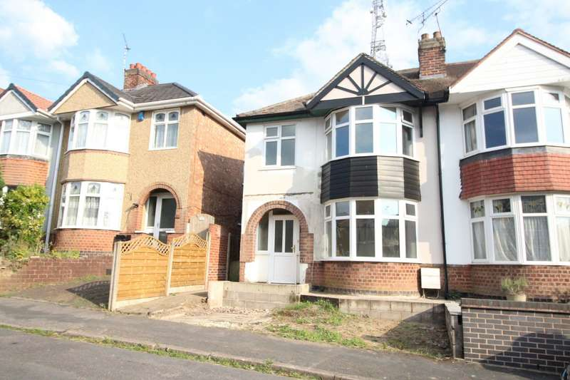 3 Bedrooms Semi Detached House for sale in Trinity Vicarage Road, Hinckley, Leicestershire, LE10