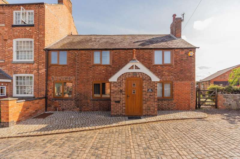 3 Bedrooms Town House for sale in Chapel Hill, Groby, Leicester