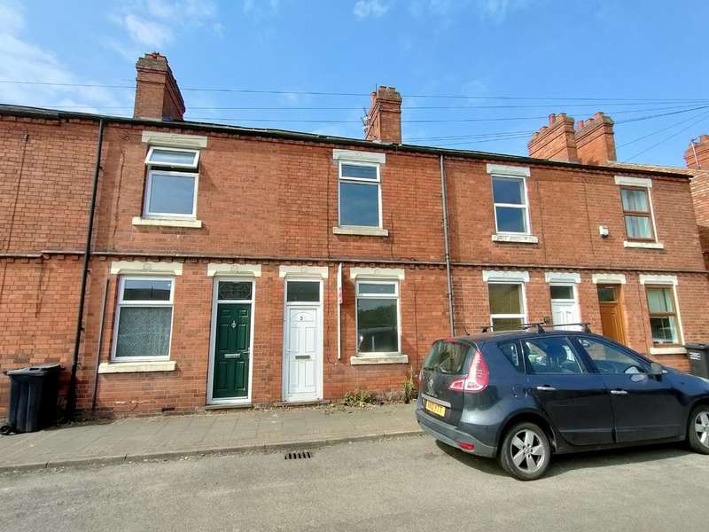 2 Bedrooms Terraced House for sale in Empress Road, Loughborough