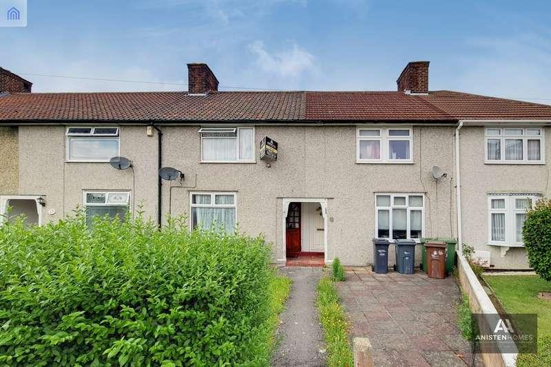 2 Bedrooms Terraced House for sale in Thetford Gardens Dagenham