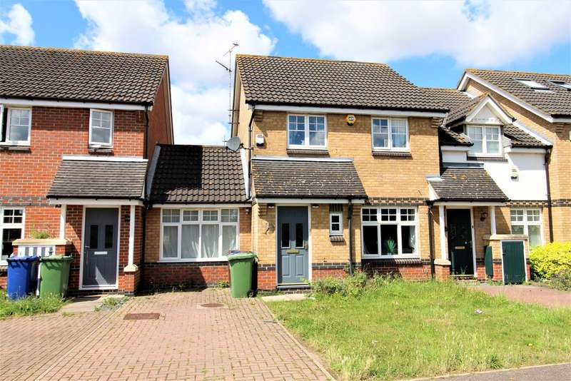3 Bedrooms Semi Detached House for sale in Cole Avenue, Chadwell St. Mary