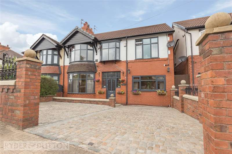 6 Bedrooms Semi Detached House for sale in Manchester New Road, Alkrington, Middleton, Manchester, M24