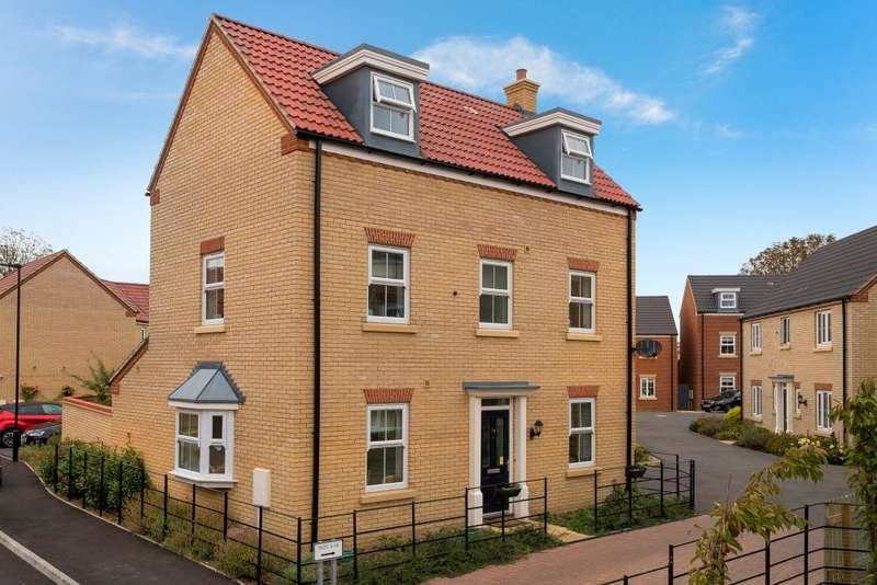 3 Bedrooms Detached House for sale in Bath Close, Bourne, PE10