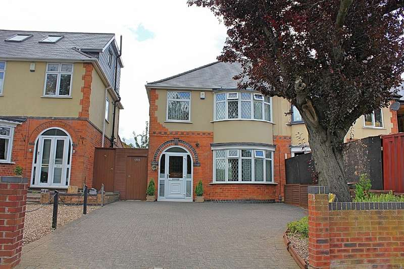 3 Bedrooms Semi Detached House for sale in Leicester Road, Wigston