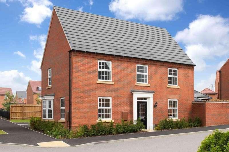 4 Bedrooms House for sale in Cornell, Wigston Meadows, Newton Lane, Wigston, WIGSTON, LE18 3SH