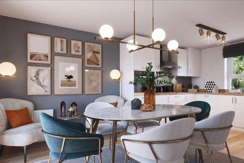 3 Bedrooms House for sale in Lutterworth, Barratt Homes at Bourne, Haydock Park Drive, Bourne, BOURNE, PE10 0WJ