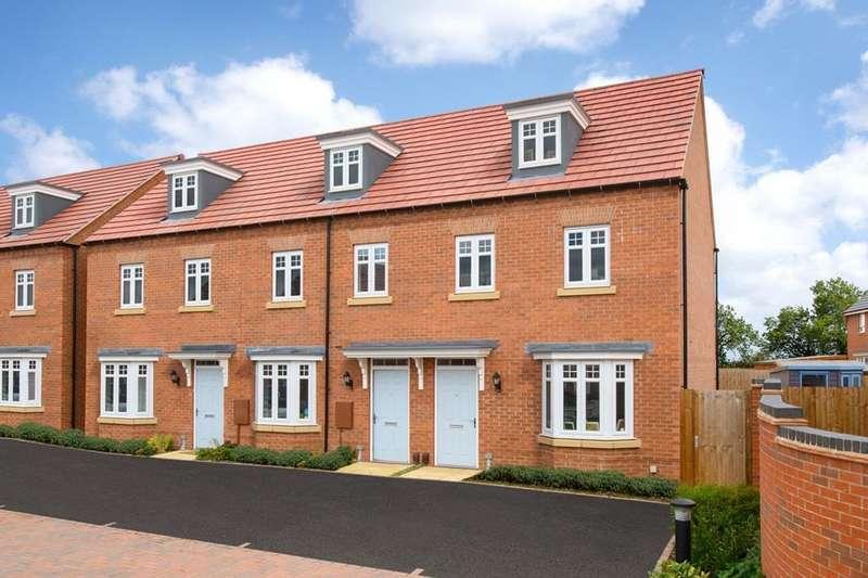 3 Bedrooms House for sale in Kennett, Wigston Meadows, Newton Lane, Wigston, WIGSTON, LE18 3SH