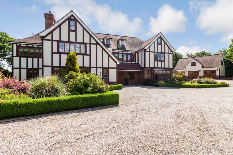 7 Bedrooms Detached House for sale in Mope Lane, Wickham Bishops, Essex