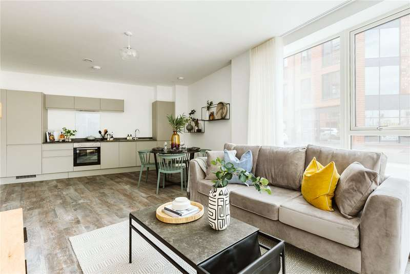 3 Bedrooms Property for sale in Dean Street, Bristol BS2