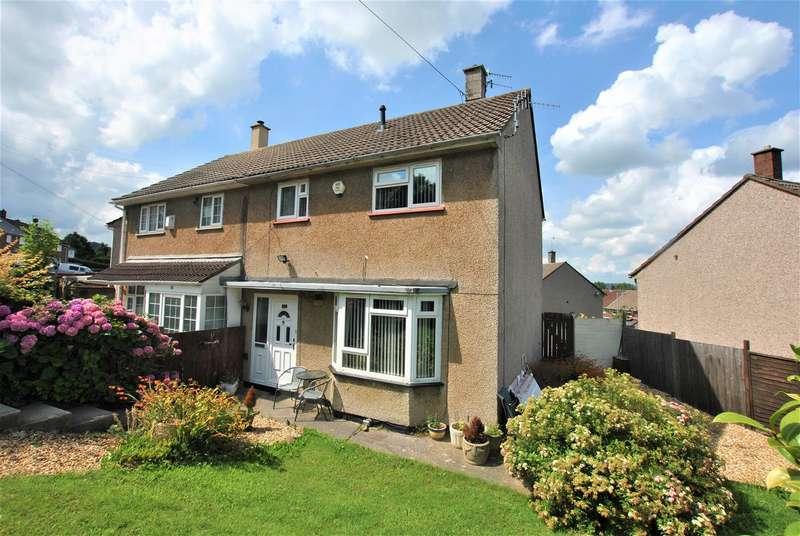 3 Bedrooms Semi Detached House for sale in Newland Walk, Bishopsworth