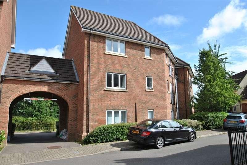2 Bedrooms Flat for sale in Millers Drive, Great Notley, BRAINTREE, Essex