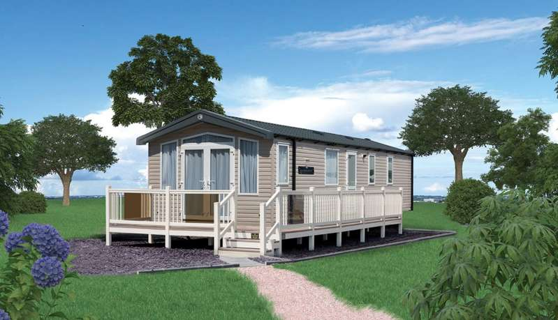 2 Bedrooms Caravan Mobile Home for sale in Sea End Caravan Park, Essex
